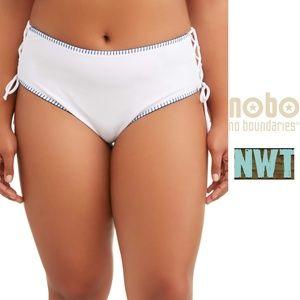 No Boundaries Bikini Bottoms 2X NWT